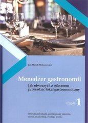Menedżer gastronomii Część 1