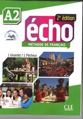 Echo A2 2ed Podręcznik + DVD