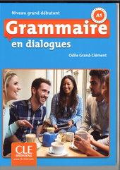 Grammaire en dialogues grand debutant 2ed + CD