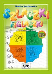 Szlaczki figlaczki na cztery pory roku Klasa 3-4