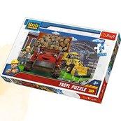 Puzzle 24 Maxi Damy radę Bob Budowniczy