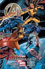 New Avengers Tom 4 Doskonały świat/ Marvel Now