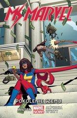 Ms Marvel Tom 2 Pokolenie Czemu