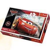 Puzzle 30 CARS 3 Zygzak McQueen