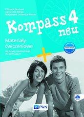 Kompass 4 neu Nowa Edycja Materiały ćwiczeniowe