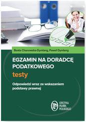 Egzamin na doradcę podatkowego Testy
