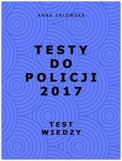 Testy do Policji 2017