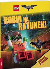 Lego Batman Movie Robin na ratunek