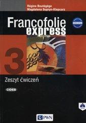 Francofolie express 3 Zeszyt ćwiczeń