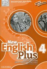 New English Plus 4 Materiały ćwiczeniowe