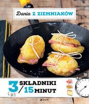 Dania z ziemniaków 3 składniki w 15 minut