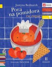 Czytam sobie Pora na pomidora w zupie poziom 1