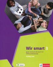 Wir Smart Język niemiecki 3 Podręcznik dla klas IV-VI z płytą CD