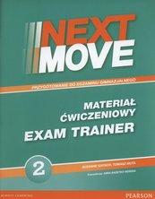 Next Move 2 Exam Trainer Materiał ćwiczeniowy