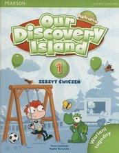 Our Discovery Island 1 Zeszyt ćwiczeń Wariant łagodny