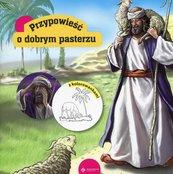 Przypowieść o dobrym pasterzu Kolorowanka