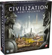 Sid Meier's Civilization: Nowy początek (Gra Planszowa)