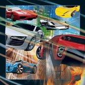 Magnes 3D - Samochody