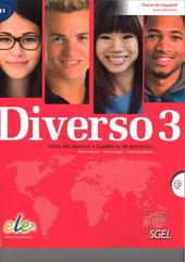 Diverso 3 Podręcznik + ćwiczenia + CD MP3