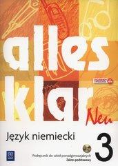 Alles klar Neu 3 Podręcznik Zakres podstawowy + CD