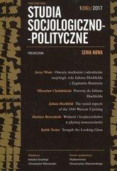 Studia Socjologiczno-Polityczne 1(06)2017 Seria Nowa