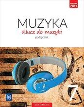 Klucz do muzyki 7 Podręcznik