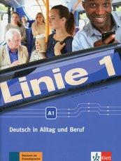 Linie 1 A1 Kurs- und Ubungsbuch + DVD-ROM