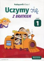 Uczymy się z Bratkiem 1 Podręcznik Część 1