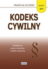 Kodeks cywilny 2017
