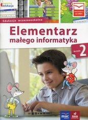 Owocna edukacja 2 Elementarz małego informatyka Podręcznik