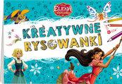 Elena z Avaloru Kreatywne rysowanki