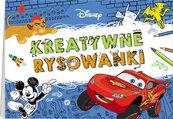 Disney Filmy Kreatywne rysowanki