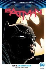 Batman Tom 1 Jestem Gotham