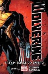 Wolverine Tom 1 Trzy miesiące do śmierci