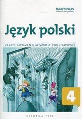Język polski 4 Zeszyt ćwiczeń