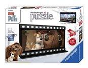 Puzzle 3D Kadr z flmu Pets 2 108