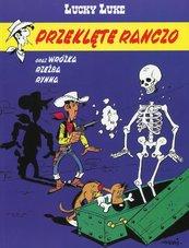 Lucky Luke Tom 56 Przeklęte ranczo