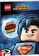 Lego DC Comics Super księga zadań