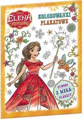 Elena z Avaloru Kolorowanki plakatowe