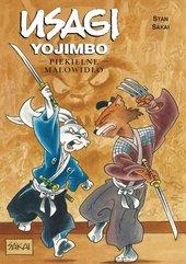 Usagi Yojimbo 26 Piekielne malowidło