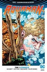 Aquaman T.1 Utonięcie