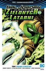 Hal Jordan i Korpus Zielonych Latarni T.1 Prawo Sinestro