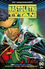 Nastoletni Tytani Tom 1 Damian wie lepiej