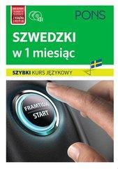 Szwedzki w 1 miesiąc Szybki kurs językowy