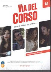Via del Corso A1 podręcznik + 2 CD + DVD
