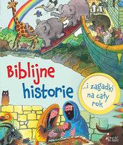 Biblijne historie i zagadki na cały rok