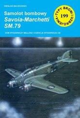 Samolot bombowy Savoia-Marchetti SM.79