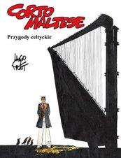 Corto Maltese Tom 4 Przygody celtyckie