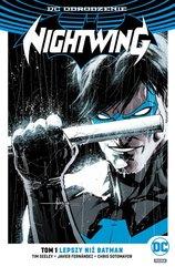 Nightwing Tom 1 Lepszy niż Batman