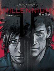 Millenium Saga Tom 2/3 Nowi spartiaci